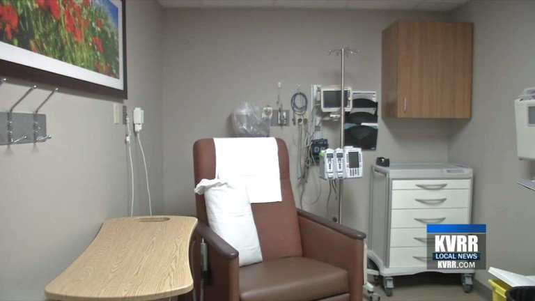 Sanford Roger Maris Cancer Center Unveils New Infusion Center