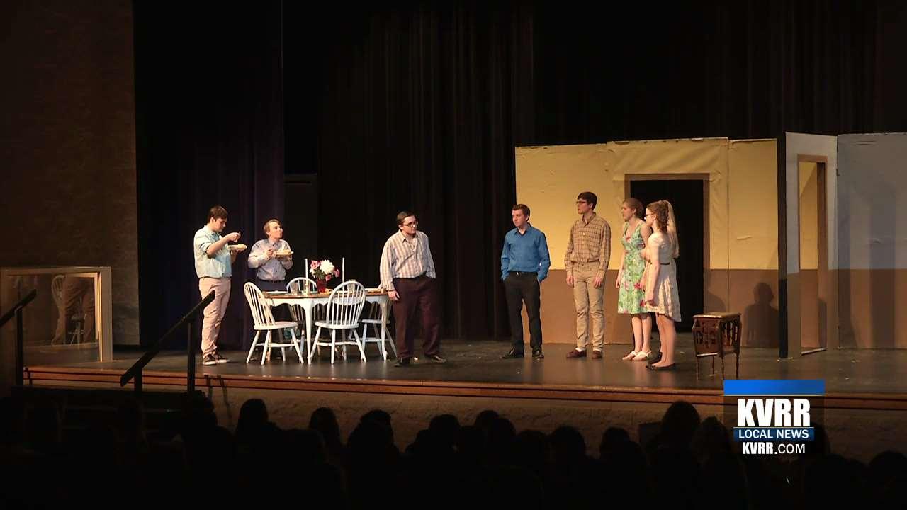 Students Showcase Drama Skills at Fargo Area One Act