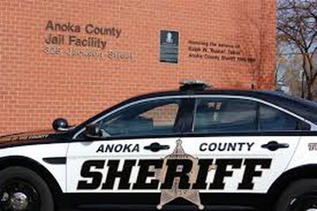 COON RAPIDS POLICE MINNESOTA MN PATCH SHERIFF
