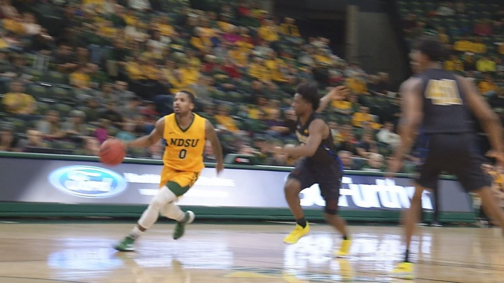 Ndsu Basketball Still