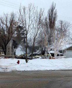 Valley City House Fire