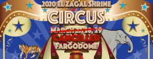 El Zagal Circus Canceled