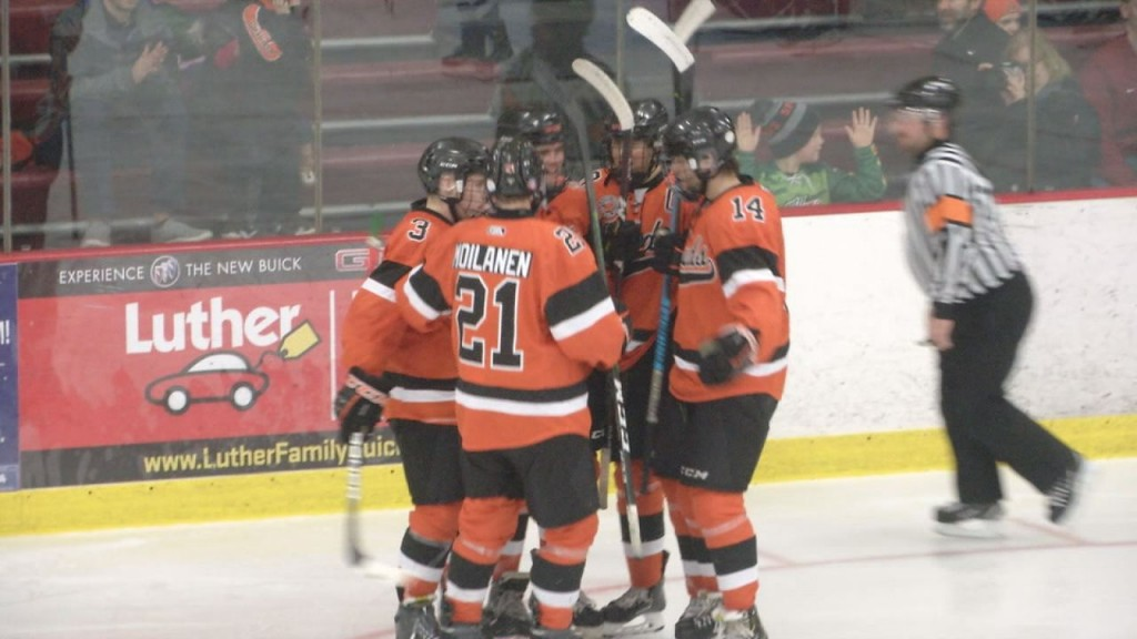 Moorhead Boys Hockey Still