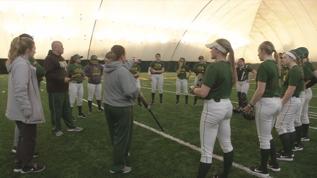 Ndsu Softball Still