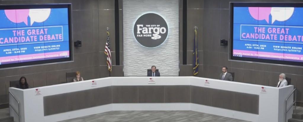 City Commission Debate