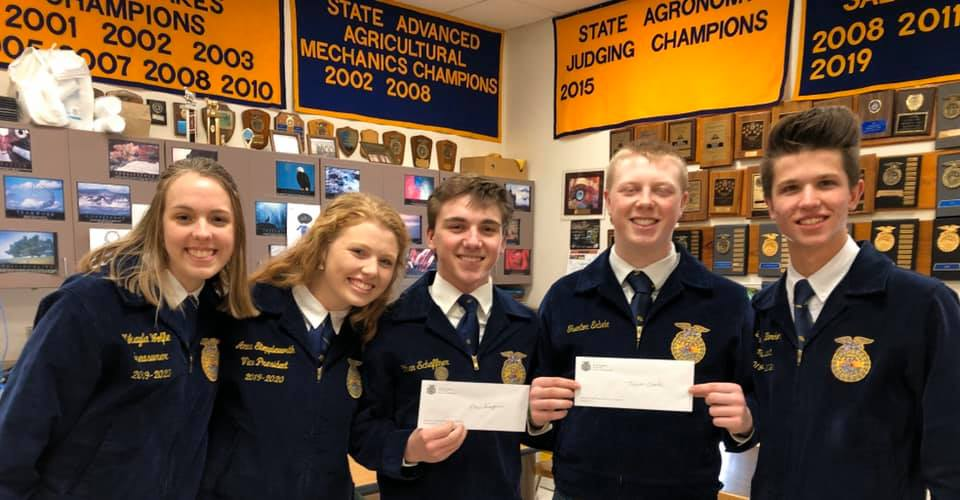 2020 Nd Ffa Sae Grant Recipients