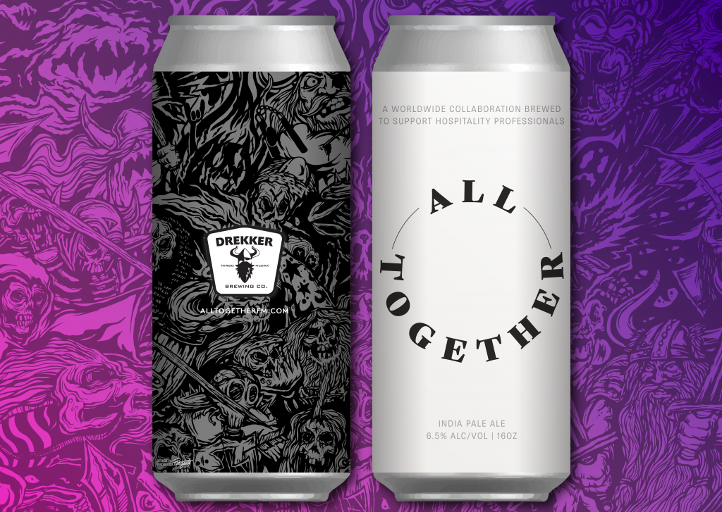 All Together Drekker Beer