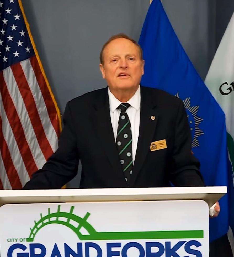 Mayor Michael R. Brown