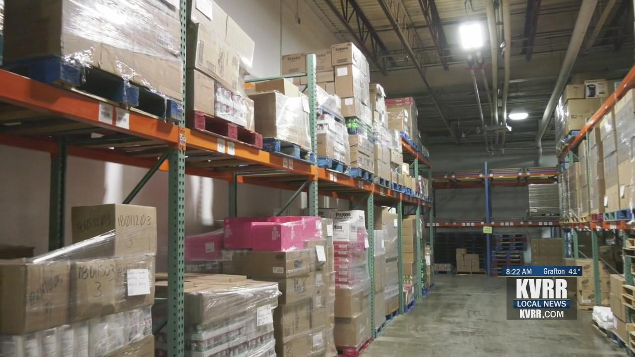 LIVE: Great Plains Food Bank - KVRR Local News