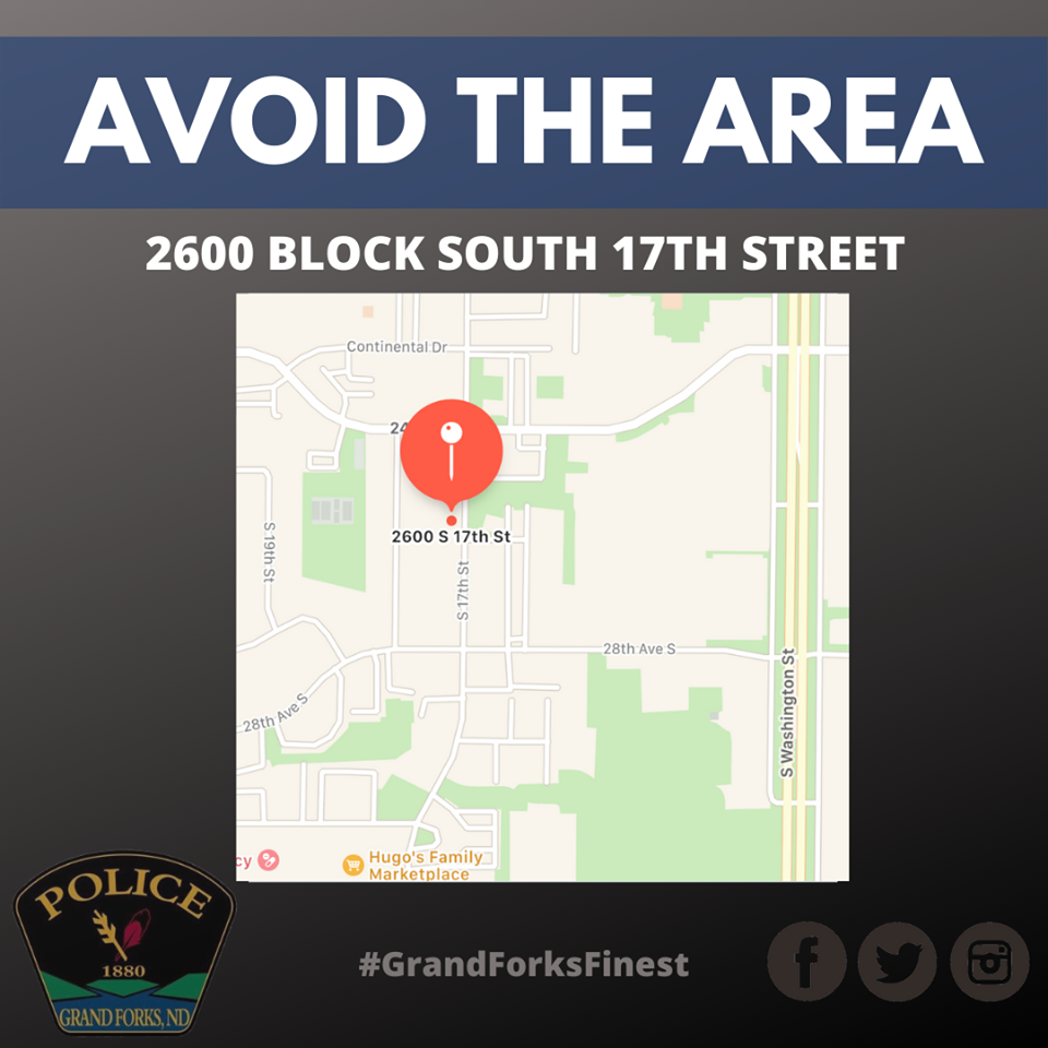 Grand Forks Shooting 5 27 2020