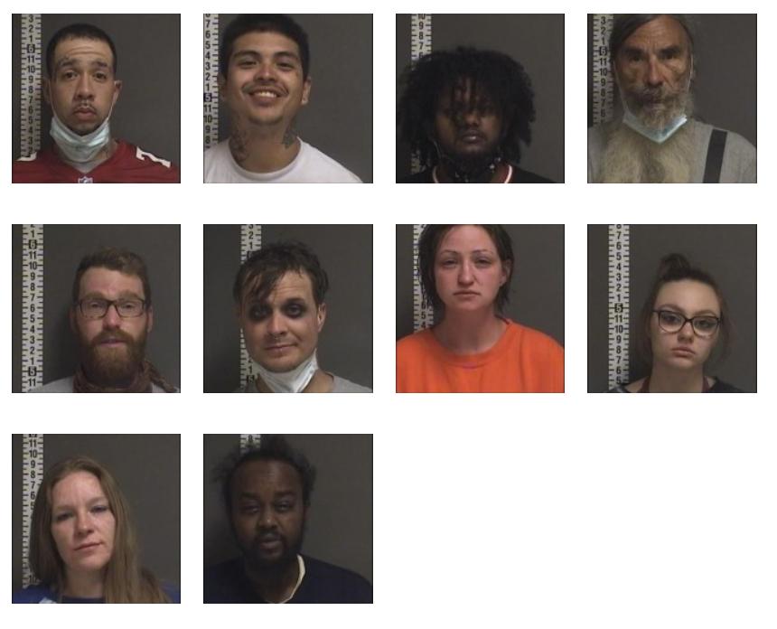 Riot Arrests