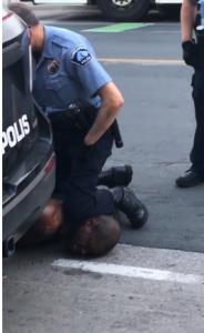 Minneapolis Police Knee Takedown 2 Bad