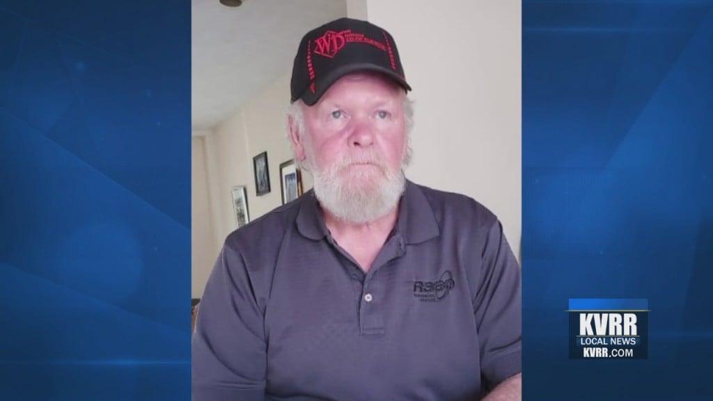 Wheaton Missing Man