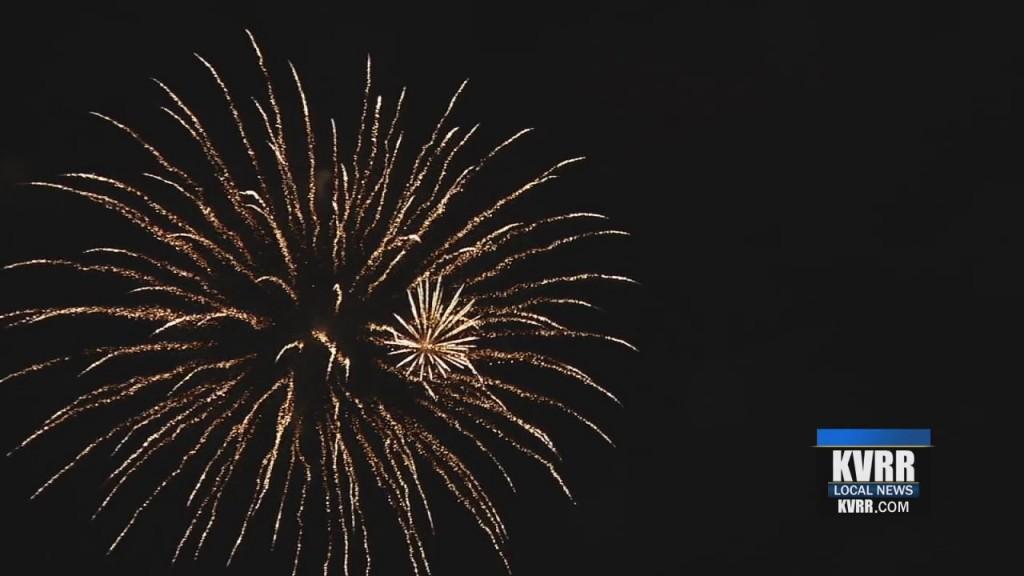 Moorhead Fireworks