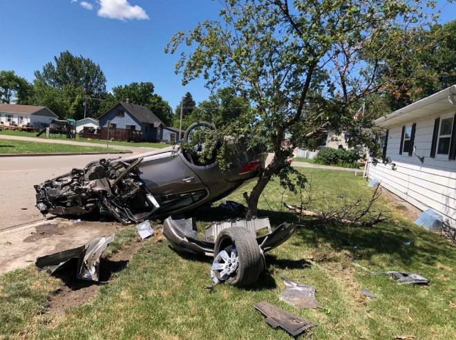 Timothy James Winzer Crash