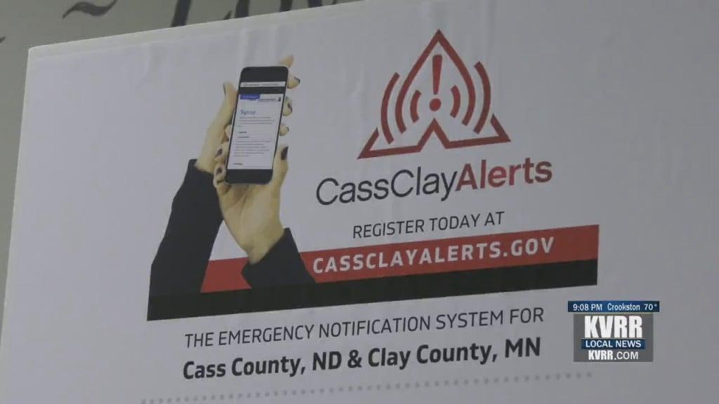 Cass Clay Alerts