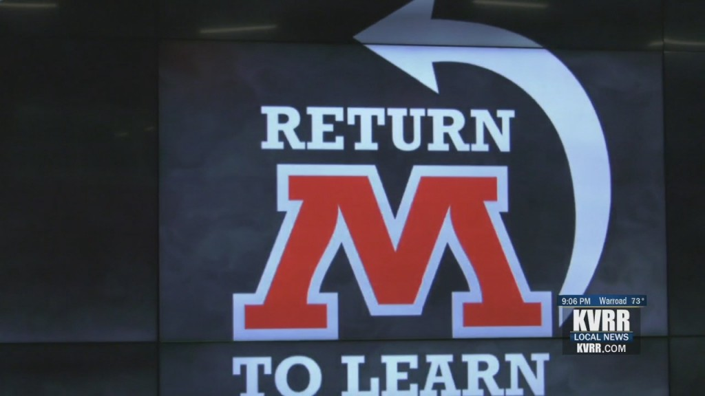 Moorhead Return To Learn