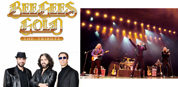 Bee Gees Gold And Three Dog Night