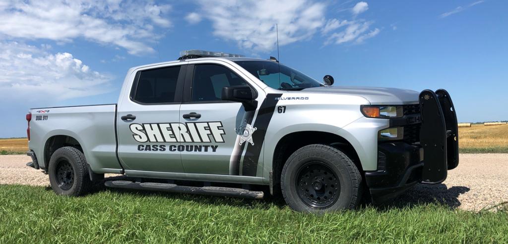Cass County Pickup Truck