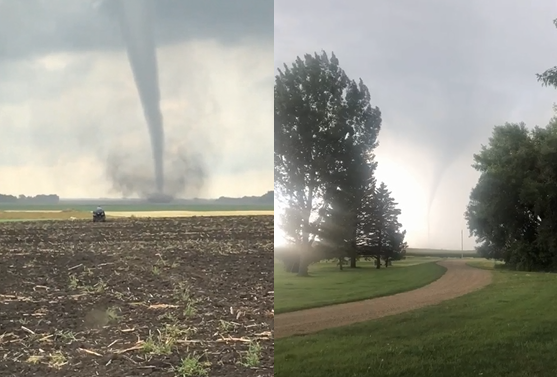Tornado And Funnel