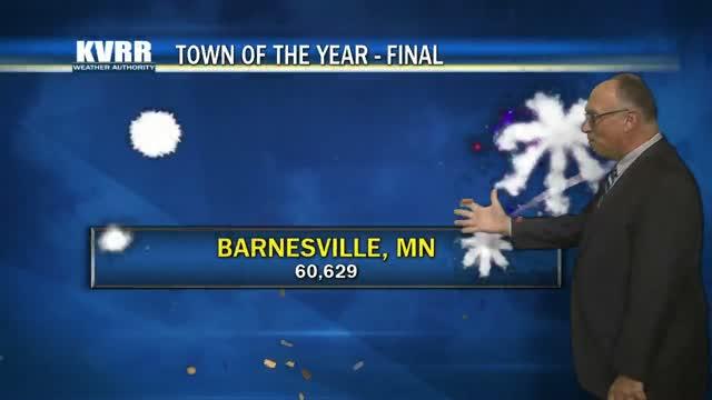 Barnesville Wins Toty