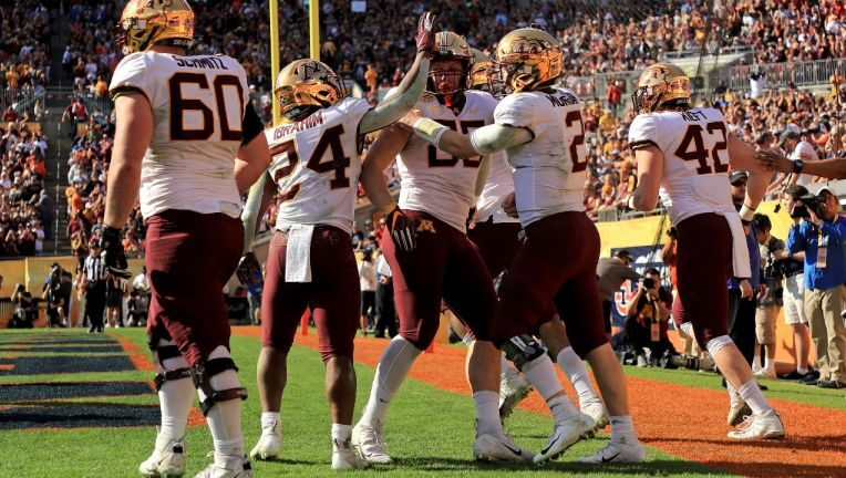 Outback Bowl Gophers