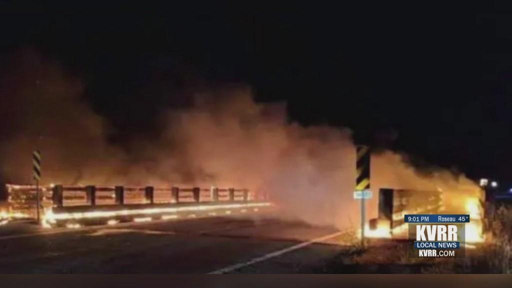 Bridge Arson