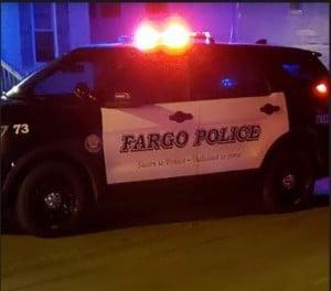Fargo Police Squad Night Photo Generic 4
