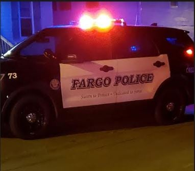 Fargo Police Squad Night Photo Generic 4