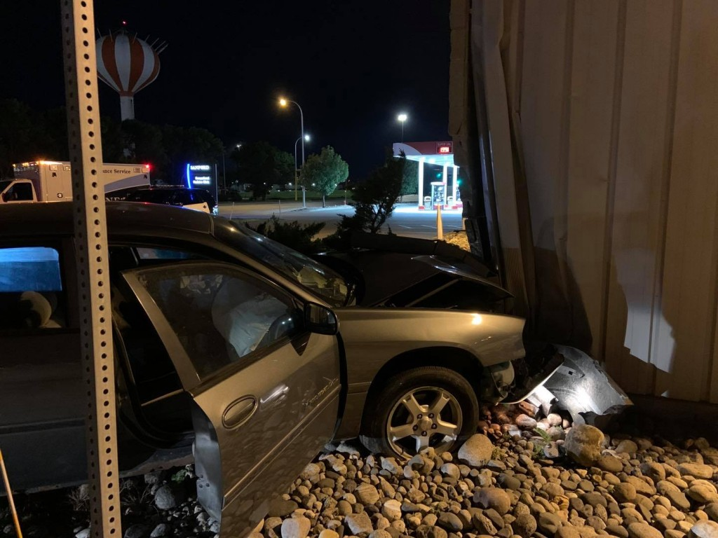 Sanford Occupational Health Crash 2