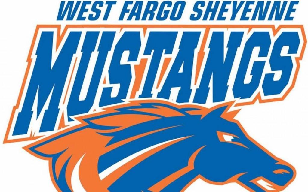 Sheyenne Mustangs Logo