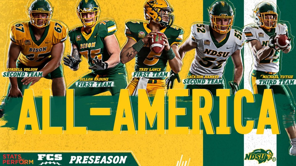 Stats Perform Fcs Preseason All America 2020