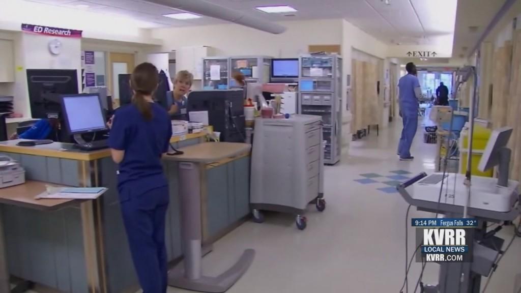 Nd Hospital Capacity
