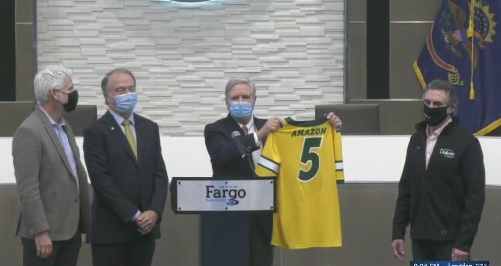 Amazon Fargo