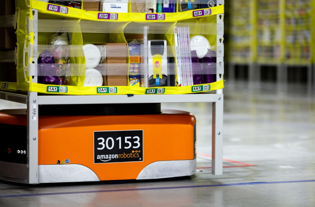 Amazon Robotics Drive Unit