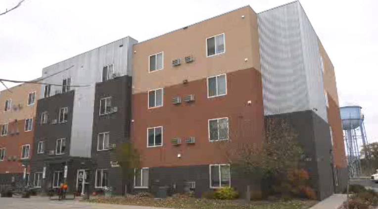 Fargo Fire Apartment