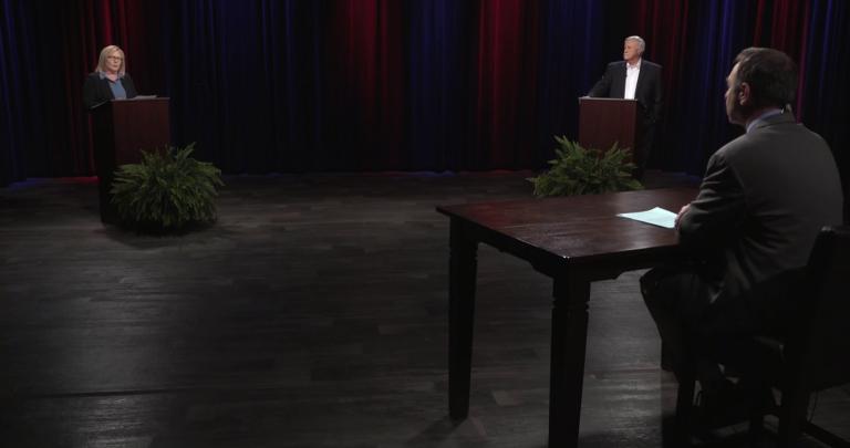 Fischbach Peterson Debate