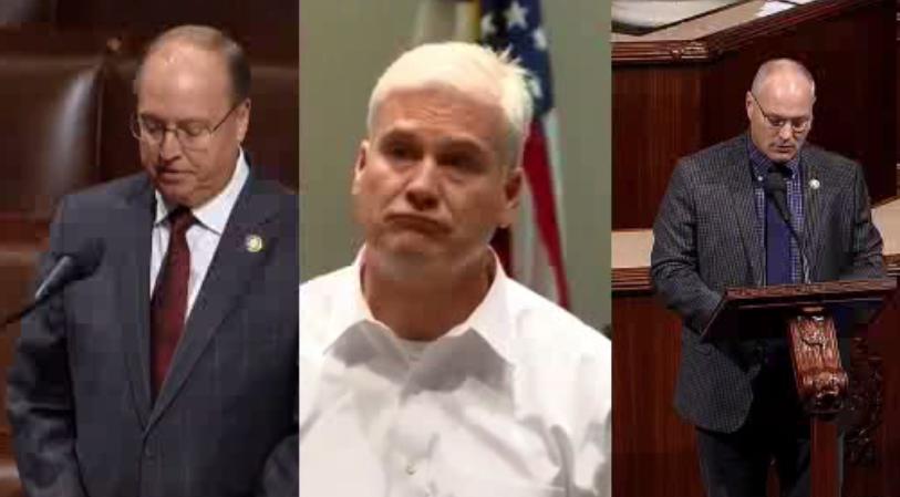 Three Congressmen