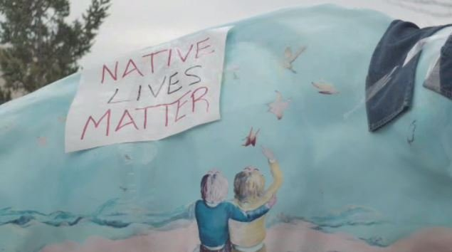 Native Lives Matter