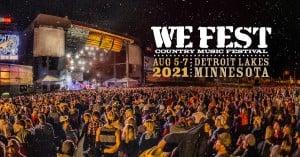 We Fest 2021