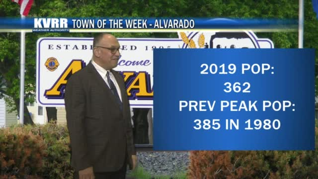 Town Of The Week