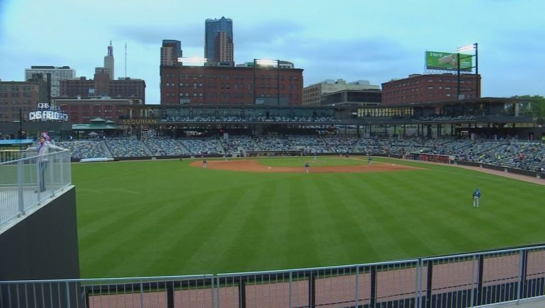 Chs Field St. Paul Saints Generic