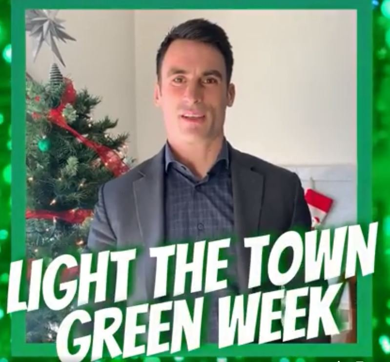 Light The Town Green