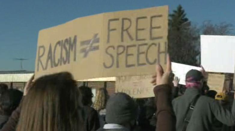 Ndsu Protest