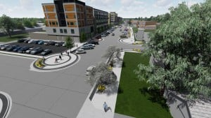 North Sheyenne Street Corridor Reconstruction