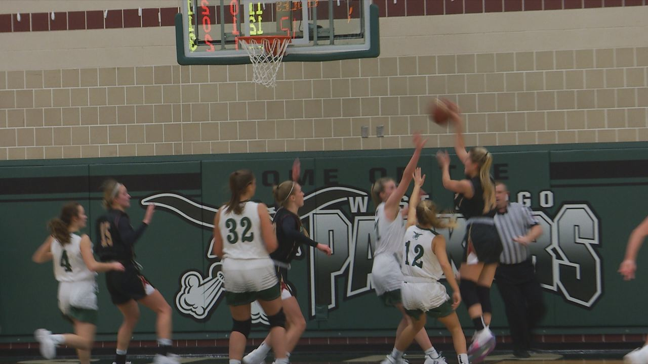 Davies With No Trouble Scoring In Win Over West Fargo – KVRR Local News