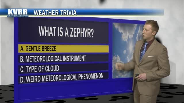 Weather Trivia 01 23 21