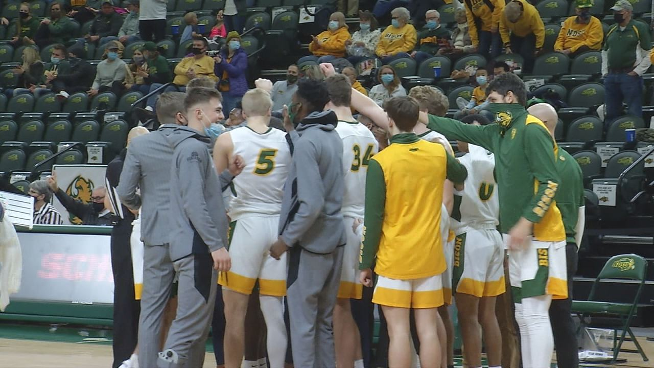 NDSU Men's Basketball Renews Summit League Match-Up With Kansas City – KVRR Local News