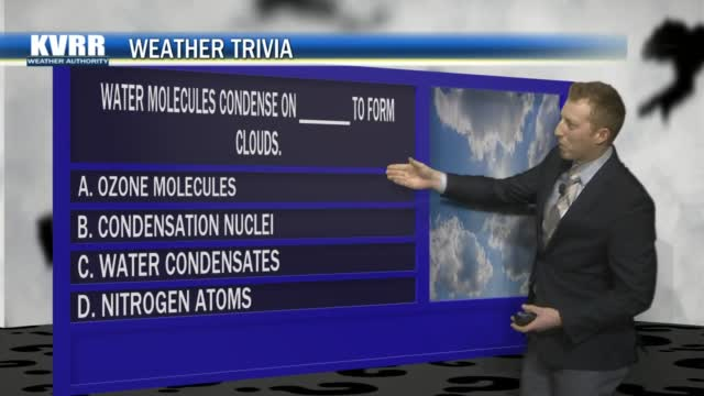 Weather Trivia 01 16 21