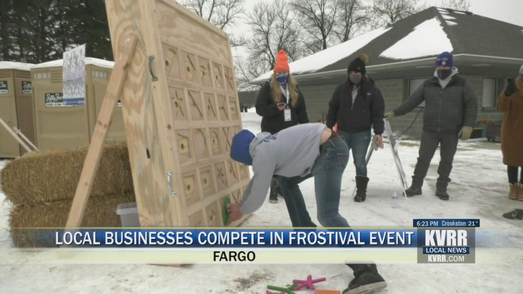 Frozen Business